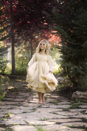 Darling Gown-girls dresses-Sew Trendy Accessories