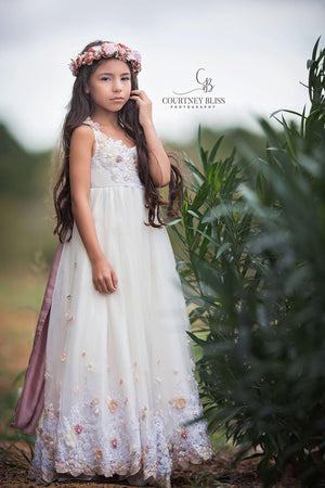 Delilah Gown-girls dresses-Sew Trendy Accessories