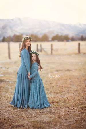 Eliana Gown-girls dresses-Sew Trendy Accessories