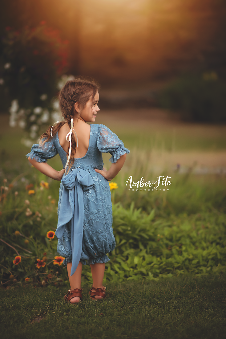 Ginny Romper-girls dresses-Sew Trendy Accessories