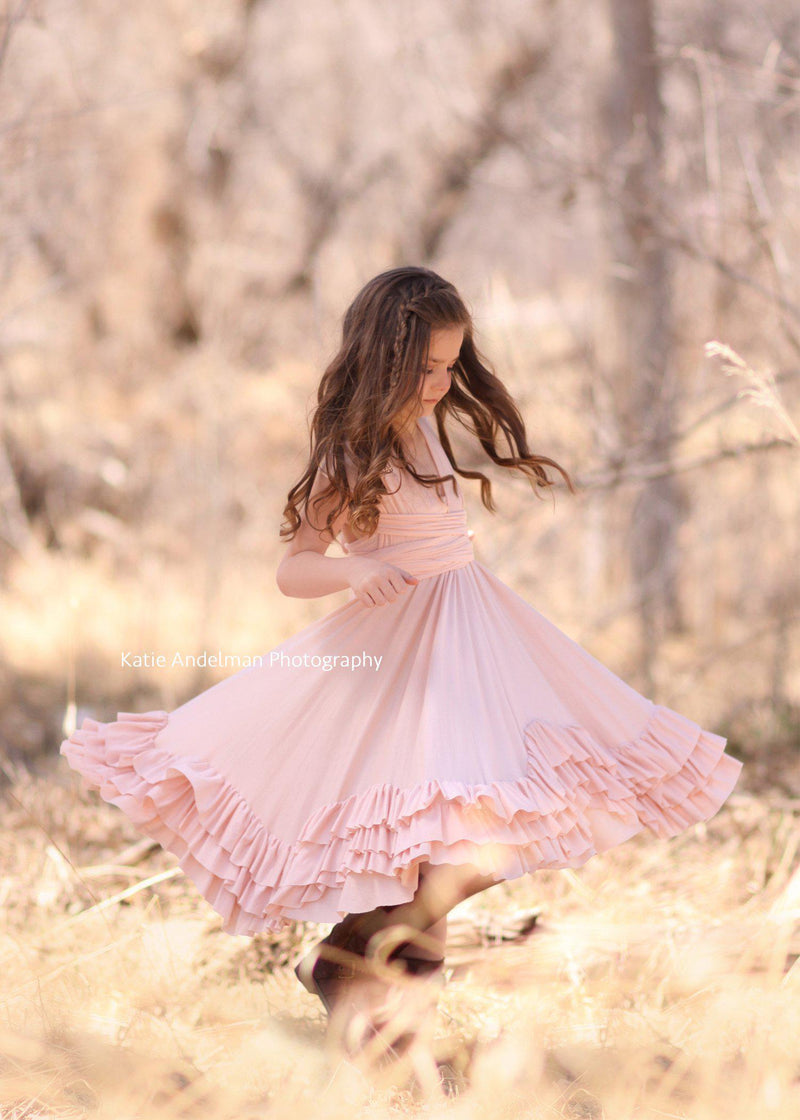 Hadley Gown-girls dresses-Sew Trendy Accessories