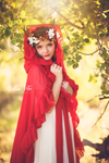 Cybelle Flower Crown | Seasonal