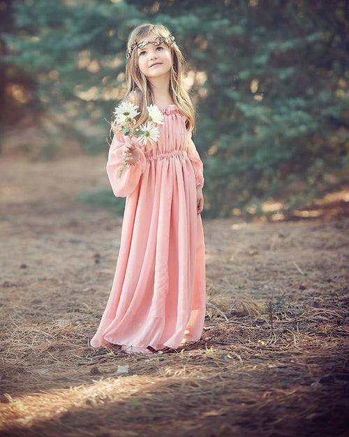 Cadence Gown-girls dresses-Sew Trendy Accessories