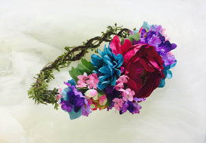 Lanai Flower Crown | Seasonal