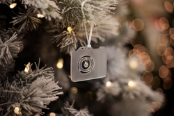 Maternity Christmas Ornament • Shutter Love