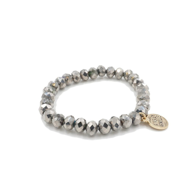 Halo Bracelet in Sterling