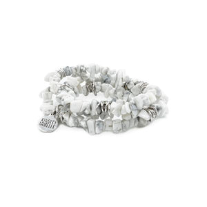 Cluster Collection Pepper Bracelet in Silver