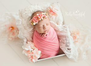 Newborn Knit Wrap | More Colors Available