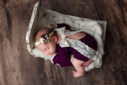 Moira Romper-newborn dress-Sew Trendy Accessories