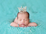 Diana Crown • Rhinestone Princess Crown • Newborn Crown  | Ready To Ship