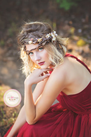 Freyja Flower Crown  f015dd25f48