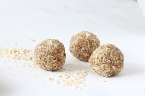 raw healthy energy balls