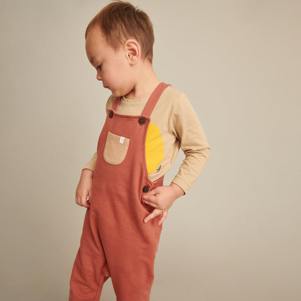 Terracotta Dungaree