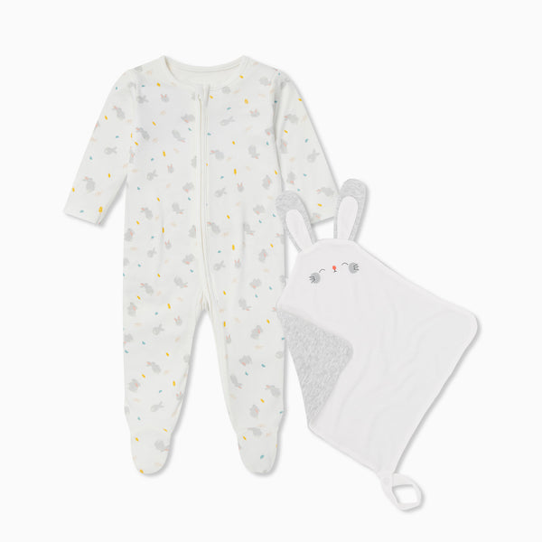 Bunny Sleep & Snuggle Set