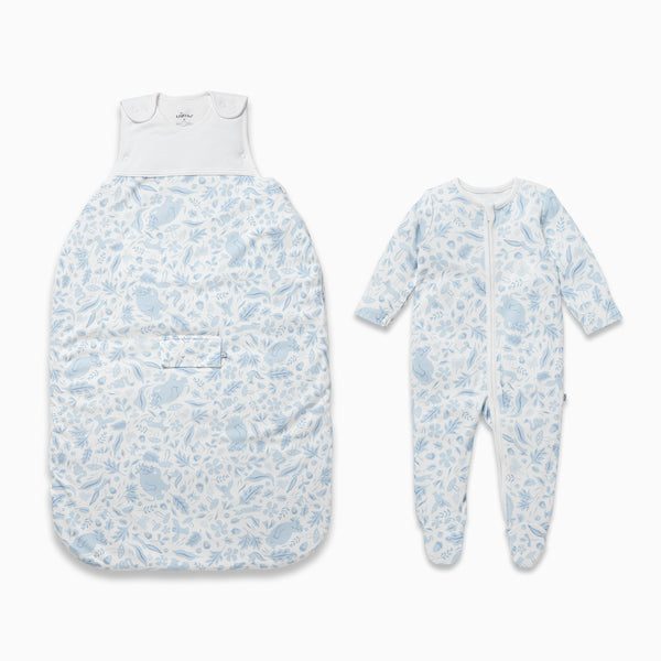 Gruffalo Dragonfly Blue Bedtime Set
