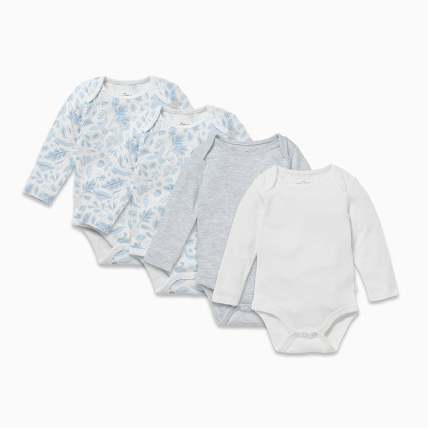 Gruffalo Dragonfly Blue Bodysuit 4 Pack