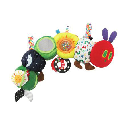 The Very Hungry Caterpillar Activity Toy