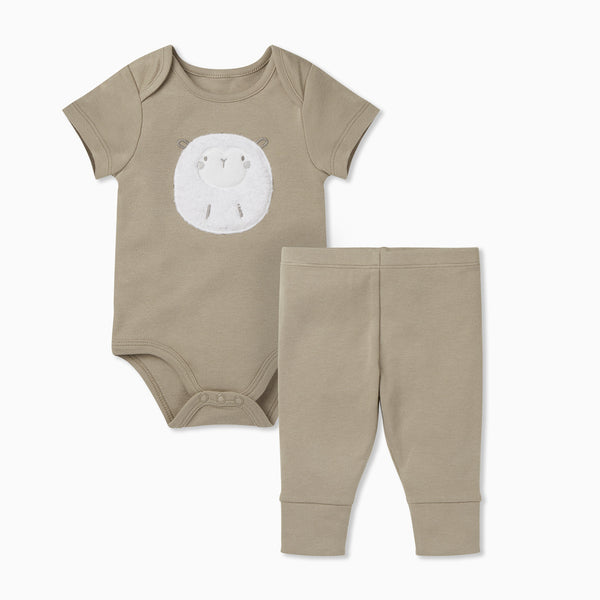 Lamb Bodysuit & Leggings
