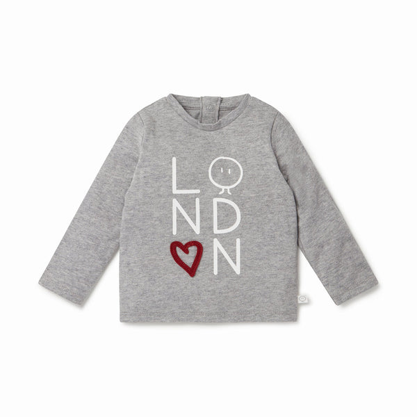 Little London Slogan T-Shirt