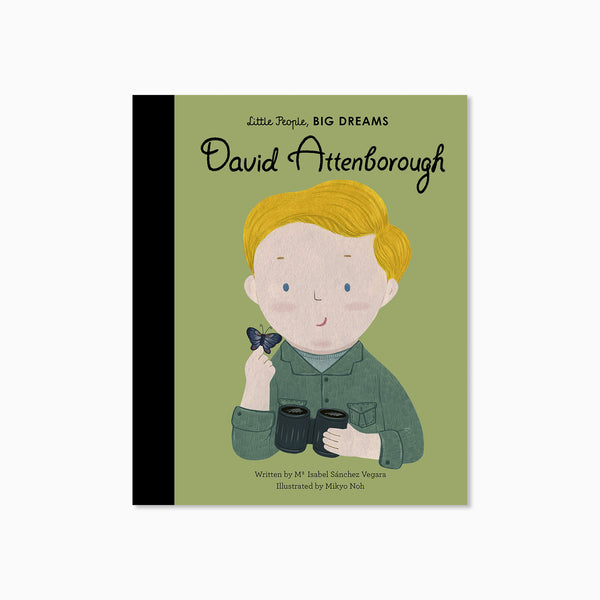 Little People Big Dreams: David Attenborough Book