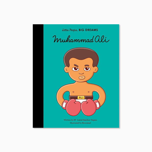 Little People Big Dreams: Muhammad Ali Book