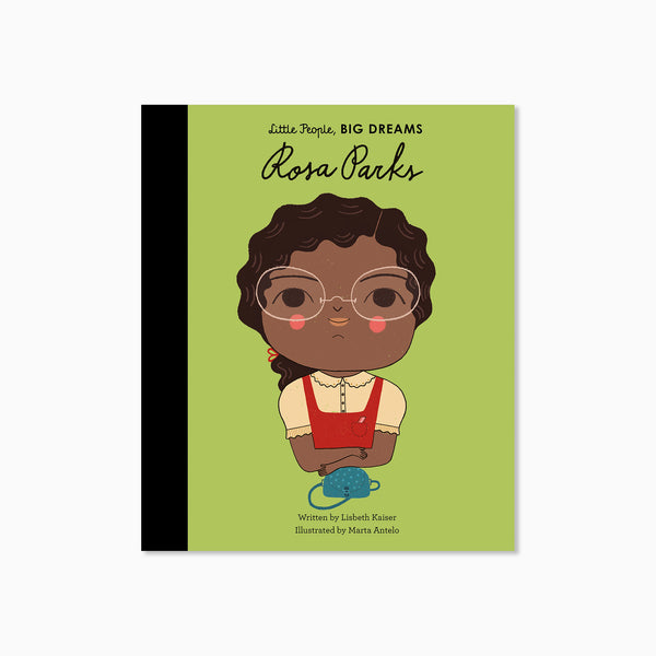 Little People Big Dreams: Rosa Parks Book