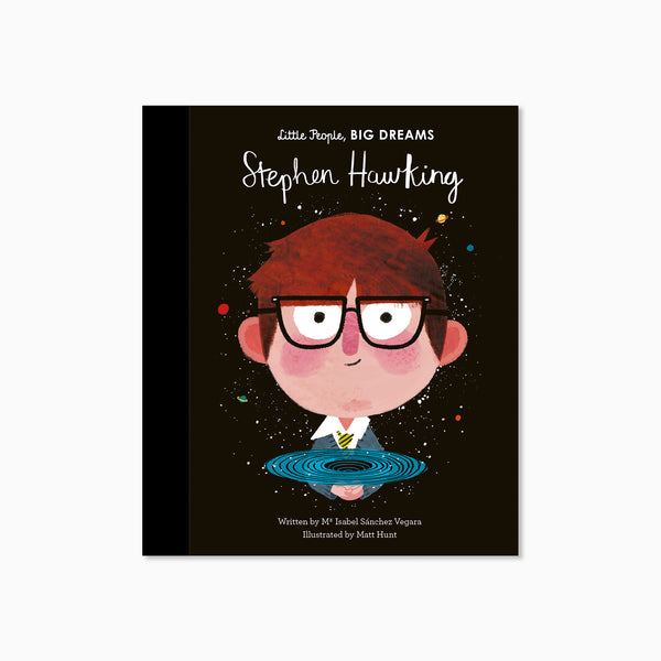Little People Big Dreams: Stephen Hawking Book