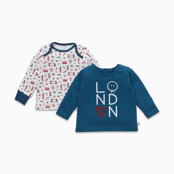 Mini London T-Shirt 2 Pack