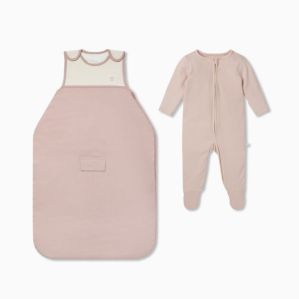 Ribbed 1.5 TOG Bedtime Set