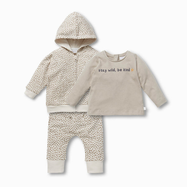 baby and toddler wild t-shirt, hoodie and joggers