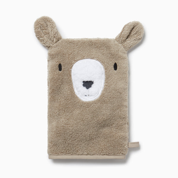 Bear Bath Mitt