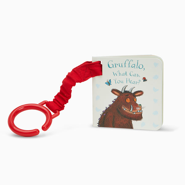Gruffalo, What Can You Hear? Book