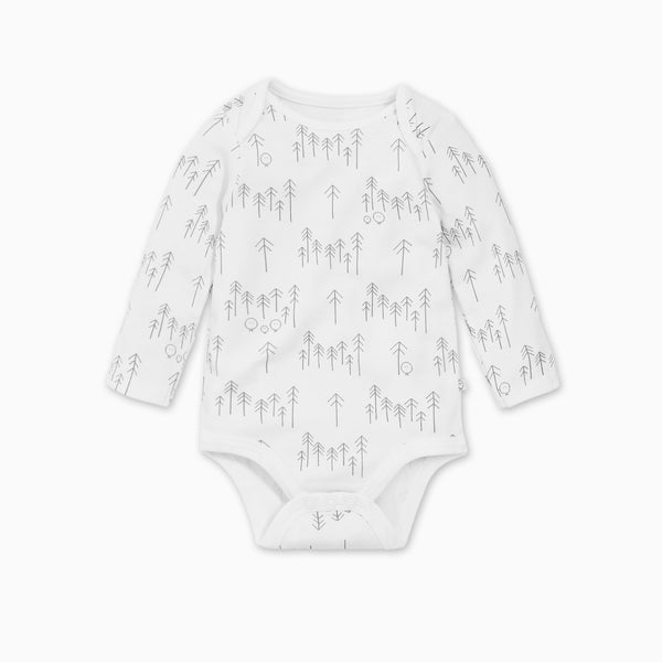Forest Long Sleeve Bodysuit