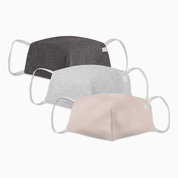 Adult Reusable Face Mask 3 Pack