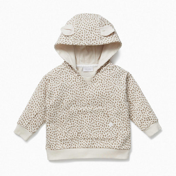 baby and toddler wild hooded sweatshirt