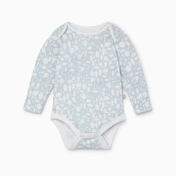 Little Polar Long Sleeve Bodysuit