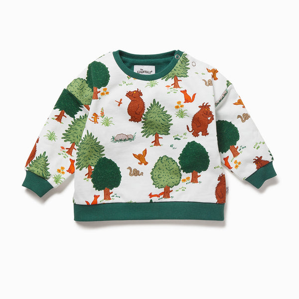 Gruffalo Woodland Sweater