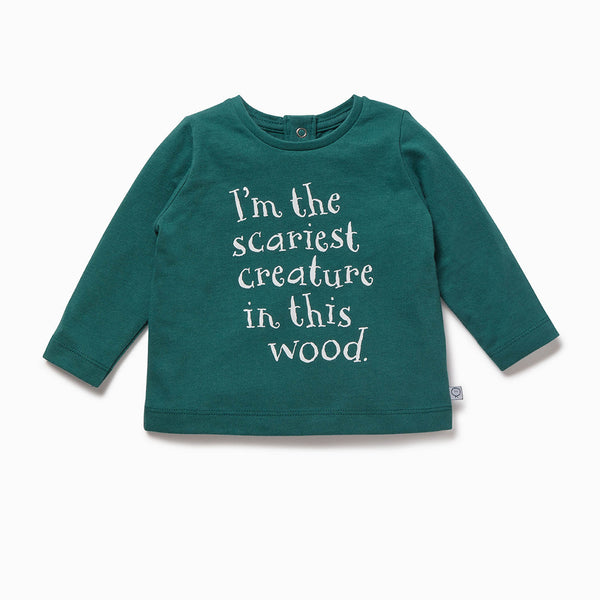 Gruffalo Leaf Green T-Shirt