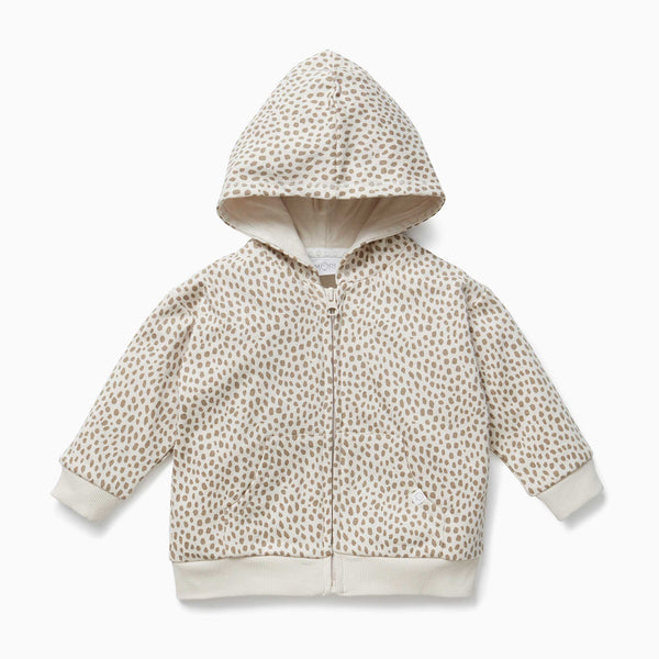 baby and toddler zip-up hoodie