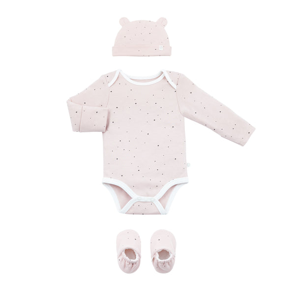 Unisex Bodysuit Head to Toe Set