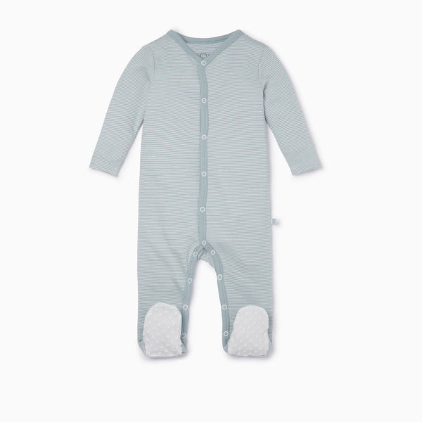 Footed Front Opening Sleepsuit