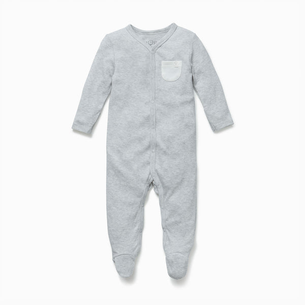 Front Opening Sleepsuit