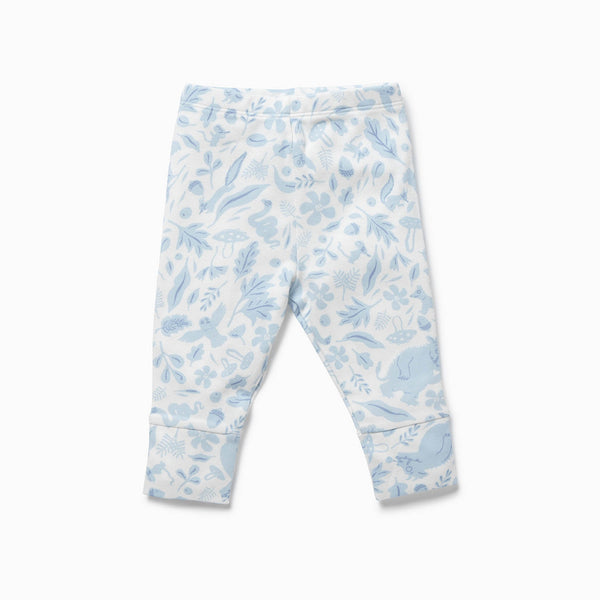Gruffalo Dragonfly Blue Leggings