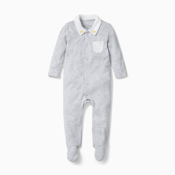 Regal Collar Sleepsuit