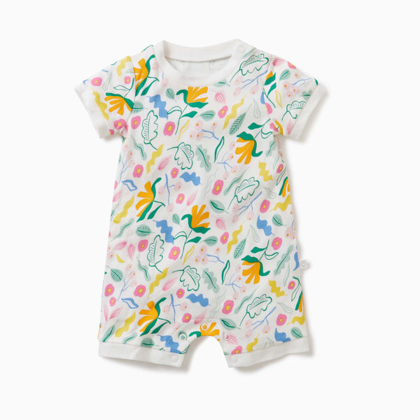 Bloom Summer Sleepsuit