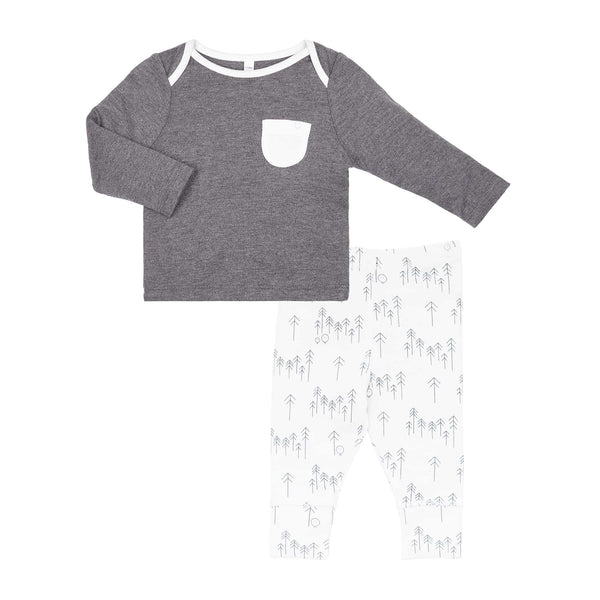 Lunar T-Shirt & Leggings Set