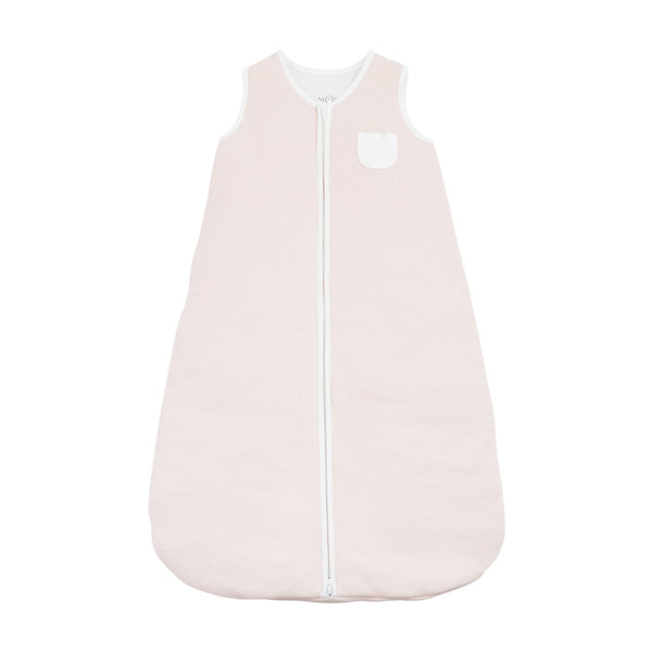 Blush Stripe Front Opening Sleeping Bag 2.5 TOG