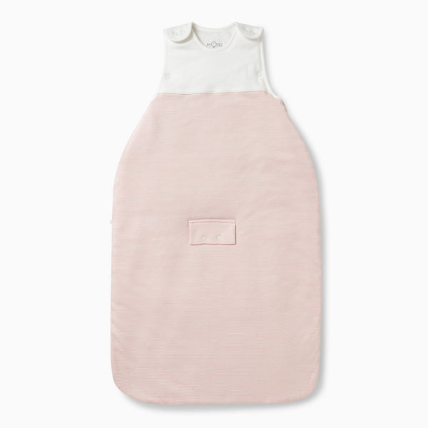 Blush Stripe Clever Sleeping Bag 2.5 TOG