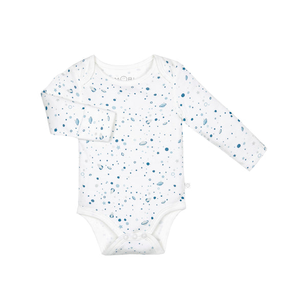 space long sleeve bodysuit