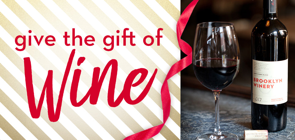 Give the Gift of Wine